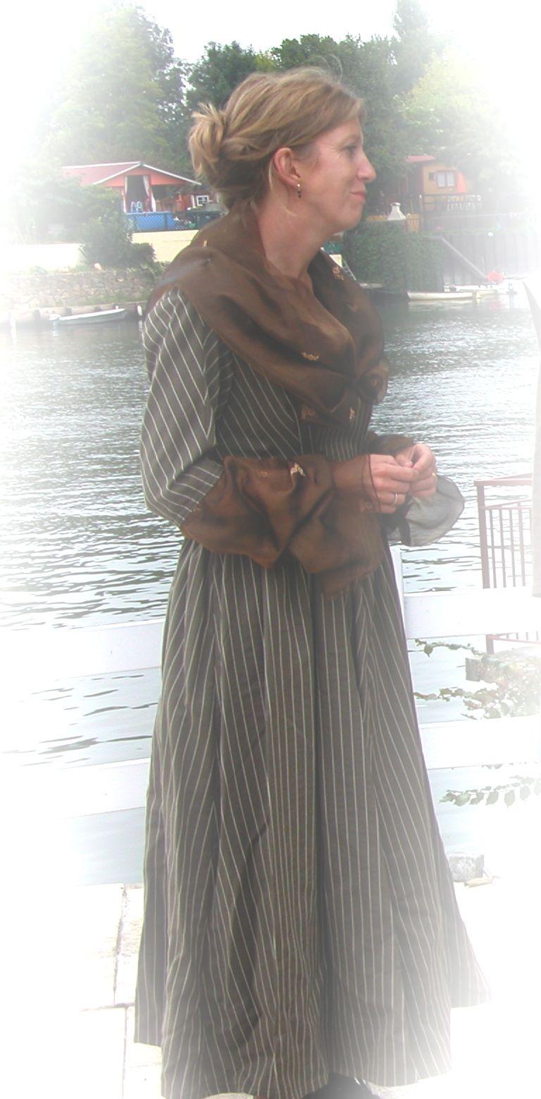 robe «Madame Argante» XVIIIème