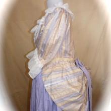 Robe «Sénozan» XVIIIème siècle