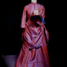 Ensemble «Mathilde»face 1870