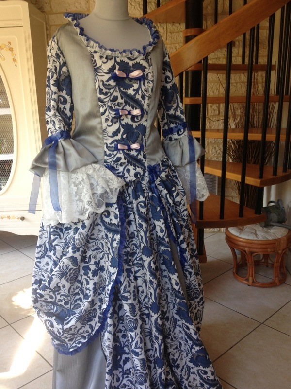 Robe «Béatrice»