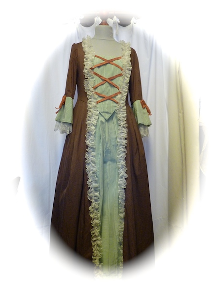 Robe aristocrate