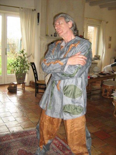 Le costume d'E. Bono