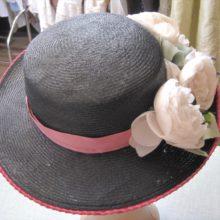 chapeau Pivoine