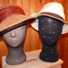 têtes et chapeaux