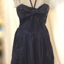 robe du soir, épaules dégagées